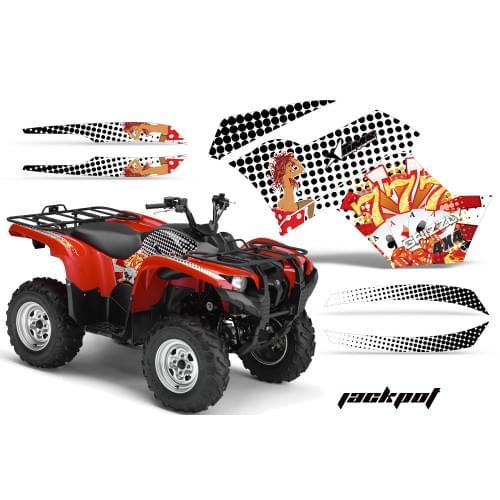 Графика для Yamaha Grizzly 550/700 (Jackpot)