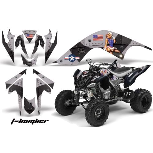 Графика для Yamaha Raptor 700 (I Bomber)