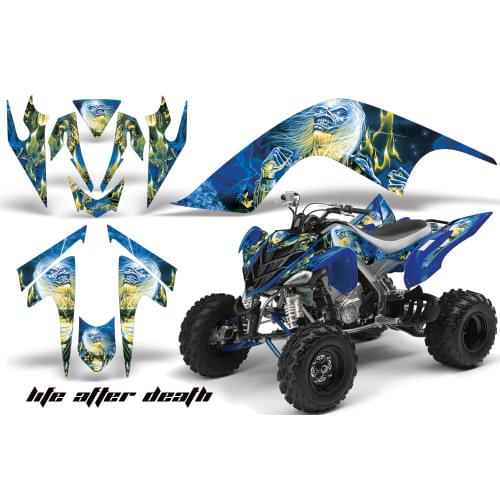 Графика для Yamaha Raptor 700 (Life after Death)