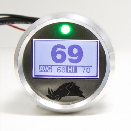 Инфракрасный датчик измерения температуры ремня версия 3,1 с диммером Can-Am Maverick X3, Trail, Sport, Polaris RZR 1000