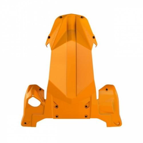Защита днища полная Ski Doo Rev G4 оранжевая 860201442